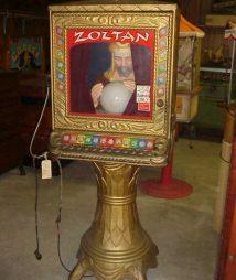 Zoltan Fortune Teller Machine Arcade
