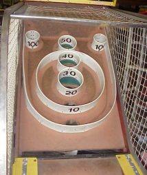 Skee Ball Bowling Machine