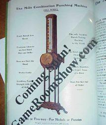 Original Mills Catalog