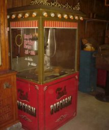 Popcorn Machine, Gold Medal