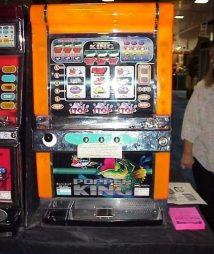 Popper King Pachislo Slot Machine