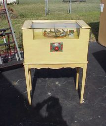 Horse Race 1930's 5 cent Payout Gambling Machine