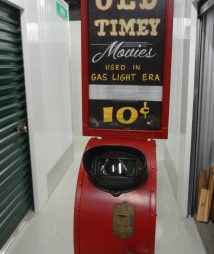 Mutoscope Viewer Coney Island Type Picture Reel Film