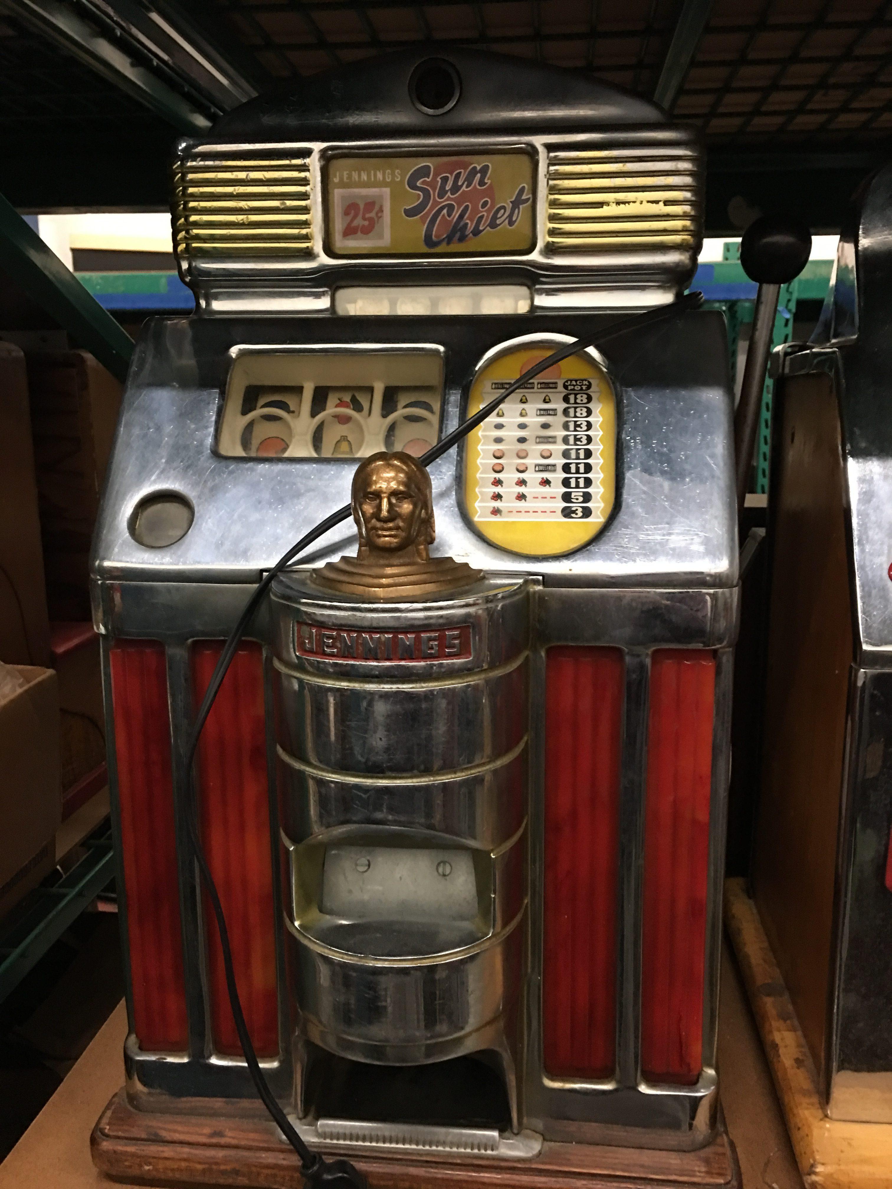 Slot Machines Companies
