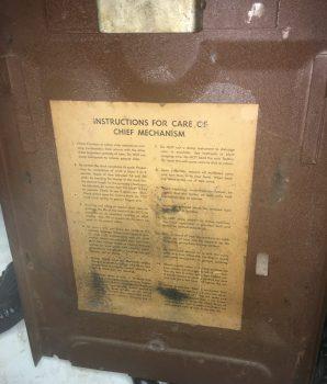 Jennings 50-cent Standard Chief Antique Slot Machine