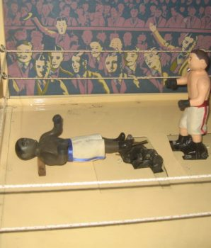 K.O. Boxer Arcade Machine