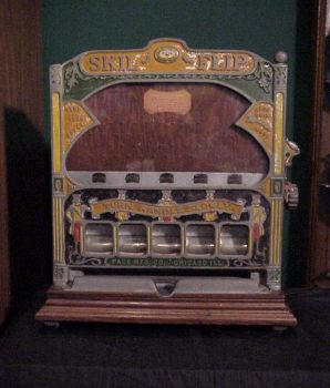 1931 Pace Mfg Skil Flip Trade Stimulator