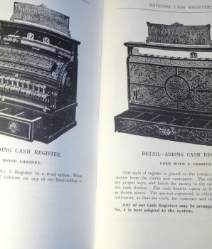National Cash Register Series Catalog