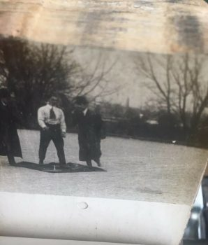 "Billy Bitzer Mutoscope Reel – 1907- ""Man Being Run Over By Automobile"""